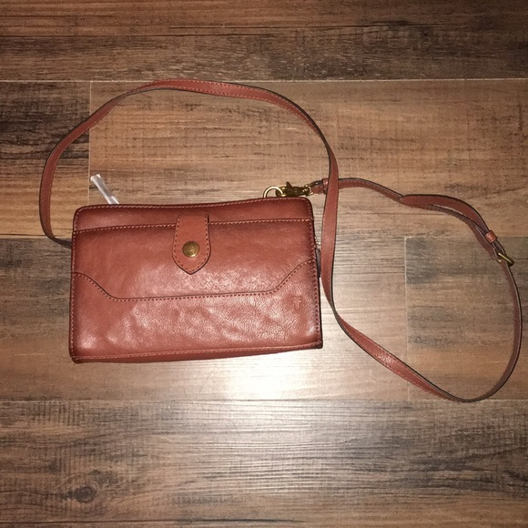 Frye Handbags - FRYE LUCY CROSSBODY NWOT